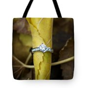 Beautiful Engagement Three Tote Bag