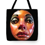 Beautiful Features Tote Bag
