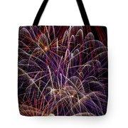 Beautiful Fireworks Tote Bag