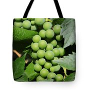 Beautiful Grapes Tote Bag