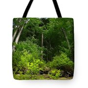 Beautiful Green Tote Bag