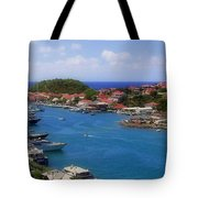 Beautiful Gustavia Tote Bag