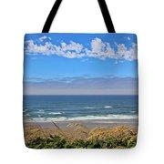 Sunshine Beach Tote Bag