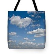 Beautiful Skies Tote Bag