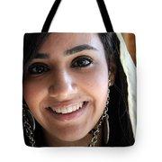 Beautiful Smile Tote Bag