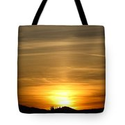 Beautiful Sunset 6.  2012 Tote Bag