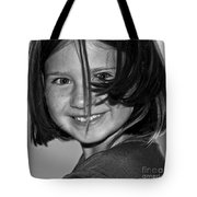 Beautifully Candid Tote Bag