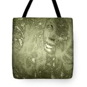 Beauty Cast In Stone Tote Bag