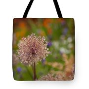 Beauty Clusters Tote Bag