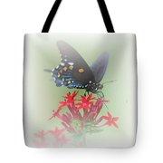 Beauty Flies Tote Bag