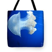 Beauty In The Blue Tote Bag