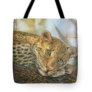 Beauty Is In The Eye Tote Bag
