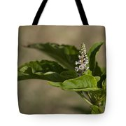 Beauty Of A Wildflower Tote Bag