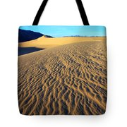 Beauty Of Death Valley Tote Bag by Bob Christopher
