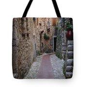 Beauty Of Eze France Tote Bag