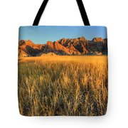 Beauty Of The Badlands Tote Bag