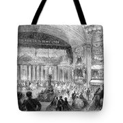 Beaux Arts Ball, 1861 Tote Bag