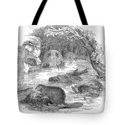 Beavers Tote Bag