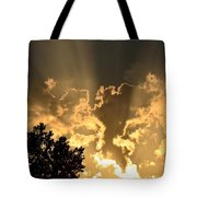 Because He Lives Tote Bag