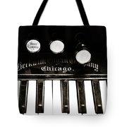 Beckwith Organ 2 Tote Bag