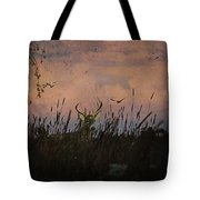 Bedding Down For Evening Tote Bag