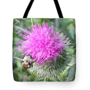 Bee And Thisle Tote Bag
