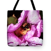 Bee There Tote Bag