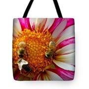 Bee Time Tote Bag