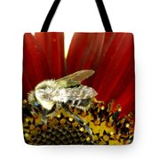 Bee Tip Toes Tote Bag