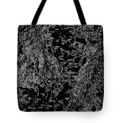 Beech Tree Digital Art Tote Bag