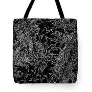 Beech Tree Digital Art Tote Bag
