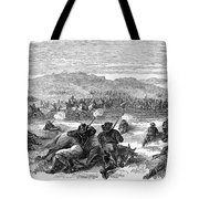 Beecher Island, 1868 Tote Bag