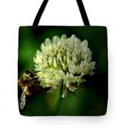 Beeflower2 Tote Bag