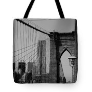 Beekman Tower Tote Bag