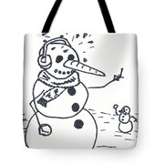 Beep You Tote Bag