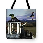 Before Dorothy Came To Oz Tote Bag