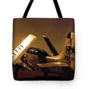 Before The Flight Tote Bag