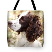 Before The Hunt - English Springer Spaniel Tote Bag
