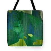 Behind The Blinds Tote Bag