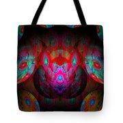 Behind The Eyes 3  Tote Bag