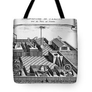 Beijing Ancient Observatory, 1747 Tote Bag