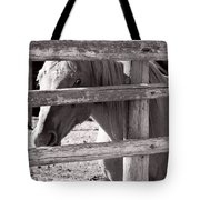 Being Cautious Tote Bag