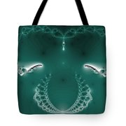 Bejeweled With Wings Tote Bag