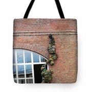 Belgian Paratroopers Rappelling Tote Bag by Luc De Jaeger