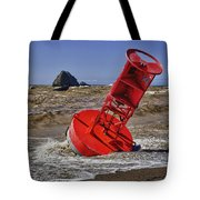 Bell Buoy Tote Bag by Garry Gay