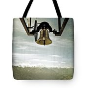 Bell In Heaven Tote Bag