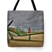 Bell P-63 Kingcobra Tote Bag