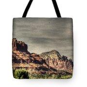Bell Rock - Sedona Tote Bag by Dan Stone