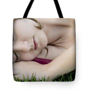 Bella Sleeps Tote Bag