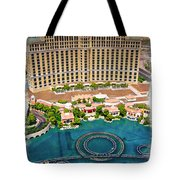 Bellagio - Impressions Tote Bag